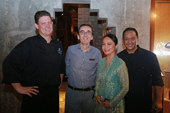 04The Culinary Journey Continues with Indonesian Master Chef Degan Septoadji at Ginja Taste