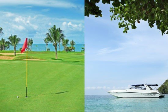 Free golf lesson at Sofitel Krabi Phokeethra Golf & Spa Resort