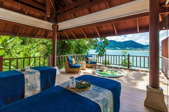 Thai and Yoga retreat at Amari Phuket's Breeze Spa