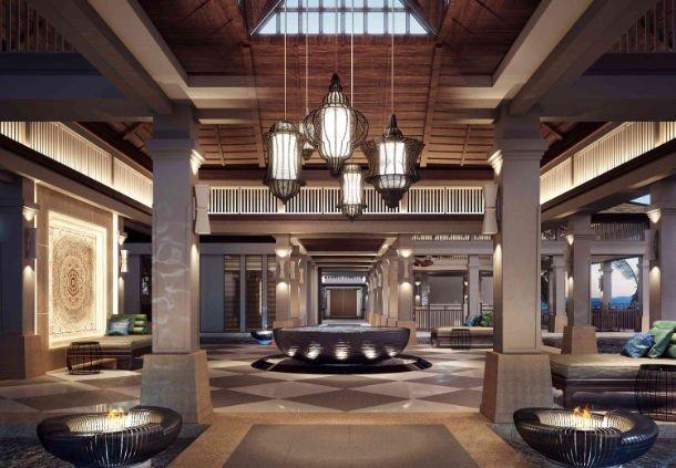 Marriott Resort and Spa, Nai Yang Beach coming on this June 2016