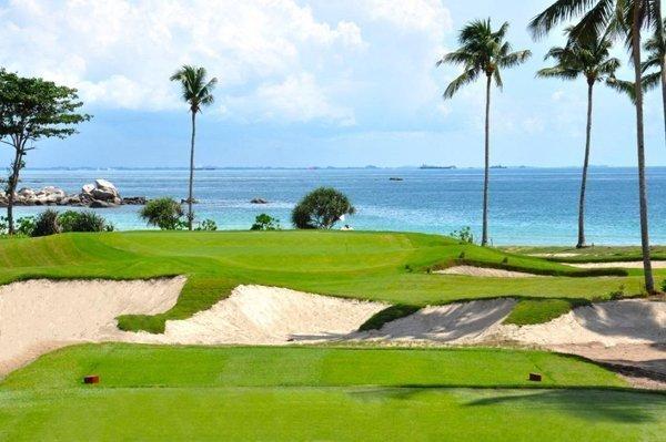 Newly Renovated Laguna Golf Bintan Course Relaunches