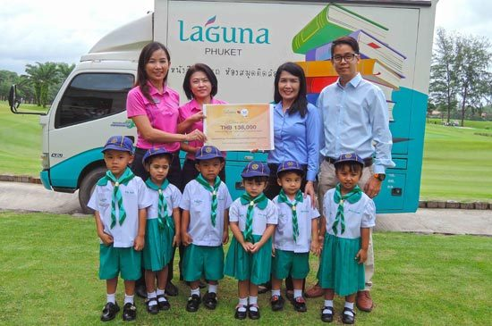 Laguna Phuket Hospitality Challenge Gives Back to the Community