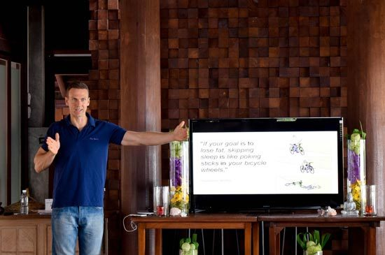 JW Marriott Phuket Resort & Spa Marks the 4th Triumph of Health & Wellness Weekend Retreat (The Reboot and Re-energize your body & mind workshop)