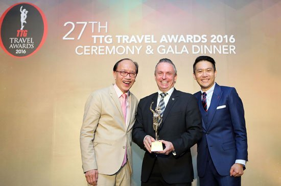 Amari Phuket voted Best Beach Resort in Asia-Pacific for second consecutive year