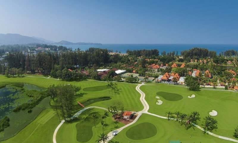Banyan Tree Phuket celebrates 'Thailand's best golf hotel'