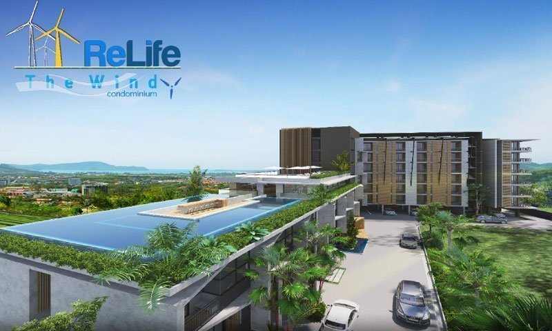 ReLife The Windy Condominium Project