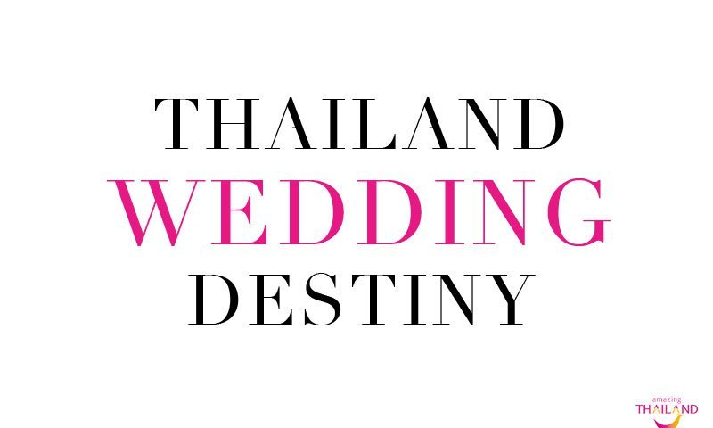 """Tourism Authority of Thailand invites 9 foreign couples from across the world  to """"Thailand Wedding Destiny"""""""