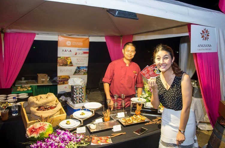Food Event of the year, Pop Up 3, returns on Saturday 1st April at Latitude with Angsana Laguna Phuket