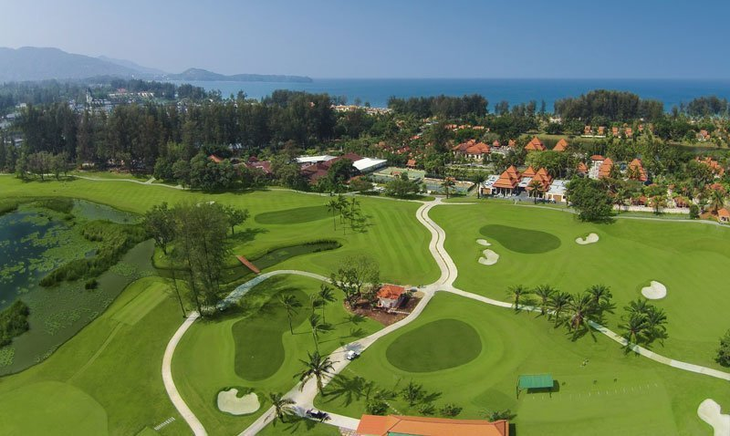 Laguna Golf Phuket Signs Branding Agreement with the PGA