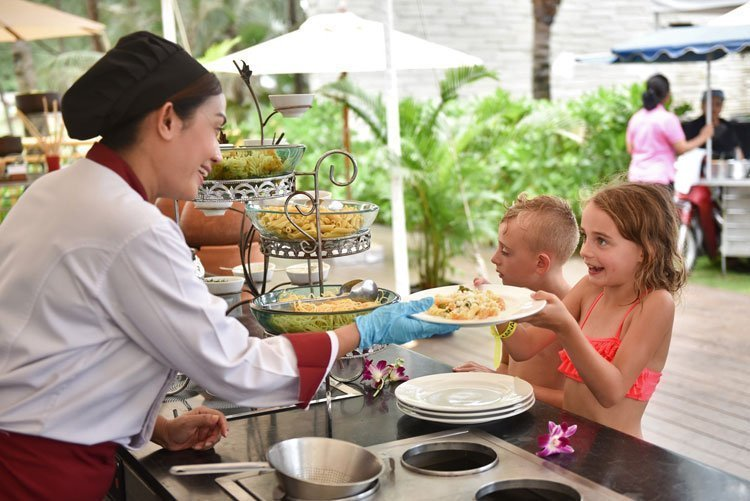 Break bread with friends & family this Easter over brunch and dinner at Angsana Laguna Phuket