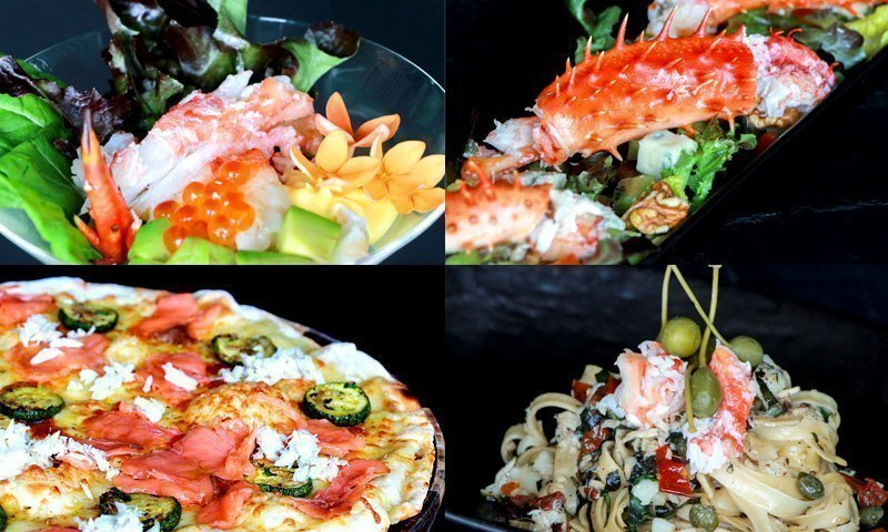 La Gritta Presents A Perfect Combination of Italian and Alaskan Dishes