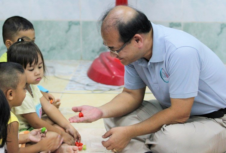 "Laguna Phuket's ""Children First Fund"" Launches Support for Phuket Orphans"
