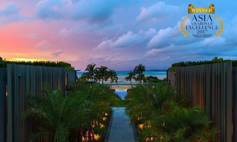 "Phuket Marriott Resort and Spa, Nai Yang Beach, Named the ""Most Excellent Family Hotel in Asia""!"