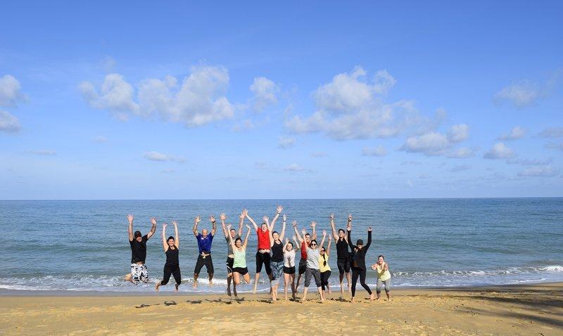 JW Marriott Phuket Bolds the 5th Triumph of Health & Wellness Weekend Retreat