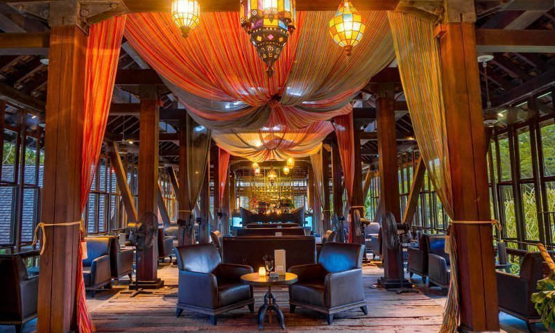 Moroccan Nights: Whimsical Evenings at REBAR