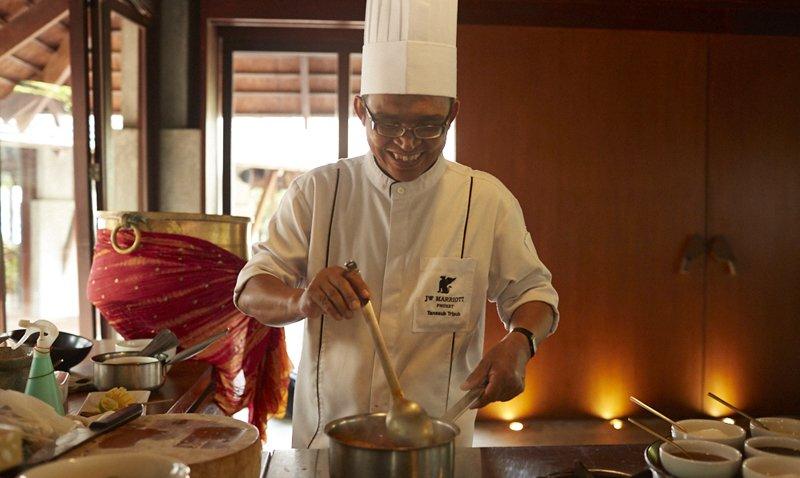Taste of JW – Ancient Wild Menu, Taste the Journey@ JW Marriott Phuket Resort & Spa