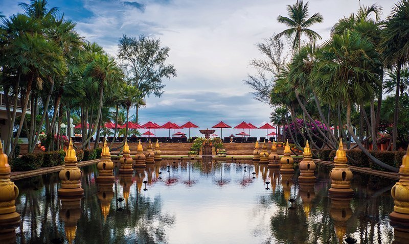 JW Marriott Phuket Earns Highly Rated and Recommended Hotel on HolidayCheck 2017 Award