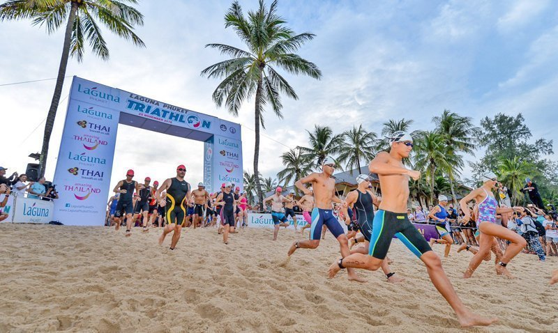 Phuket Ready to Host 24th Laguna Phuket Triathlon This November