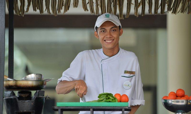 Vegetarian Food Tasting at Seedlings Phuket