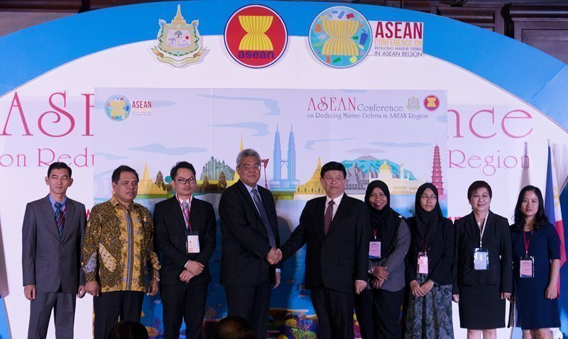 Asean conference on reducing marine debris @ JW Marriott Phuket