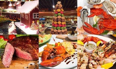 Celebrate this Festive Season with Outrigger Laguna Phuket Beach Resort