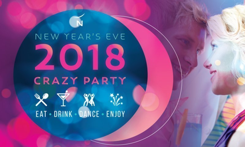 Welcome the New Year 2018 with Novotel Phuket Phokeethra at ESTRELA Sky Lounge