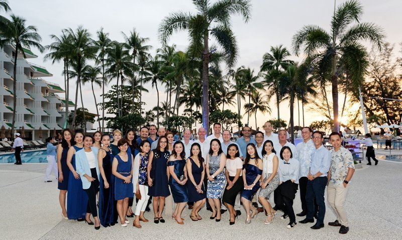 "Marriott heads ""Into the Blue"" in Phuket for Global Customer Appreciation Week"
