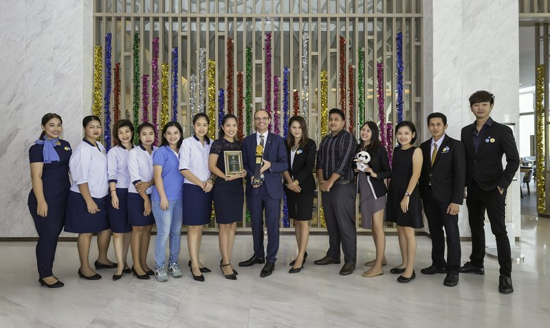Novotel Phuket Phokeethra Voted One of Asia's Top Business Hotels 2017