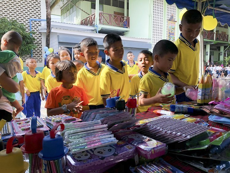 Children's Day supported by The Vijitt
