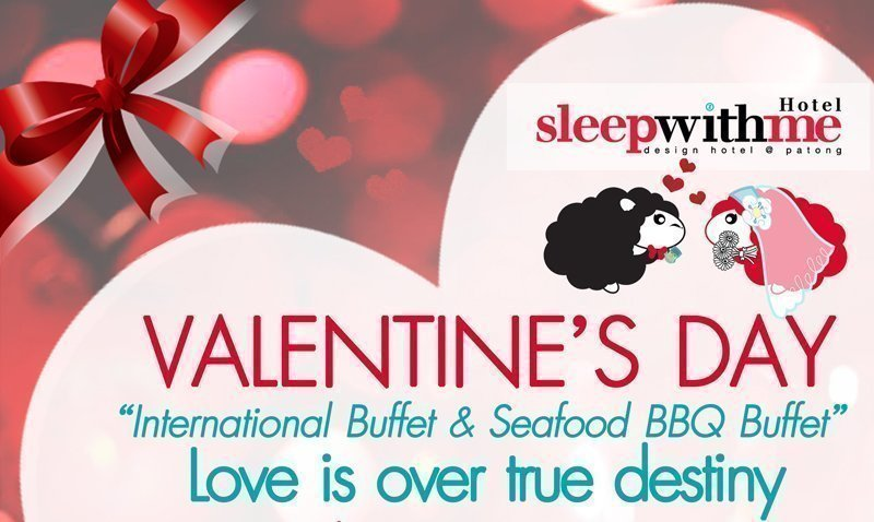 Valentine's Day Buffet Dinner – SWAY WITH ME garden restaurant & bar