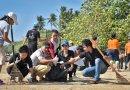 Big Clean-up Friendship beach for a beautiful destination