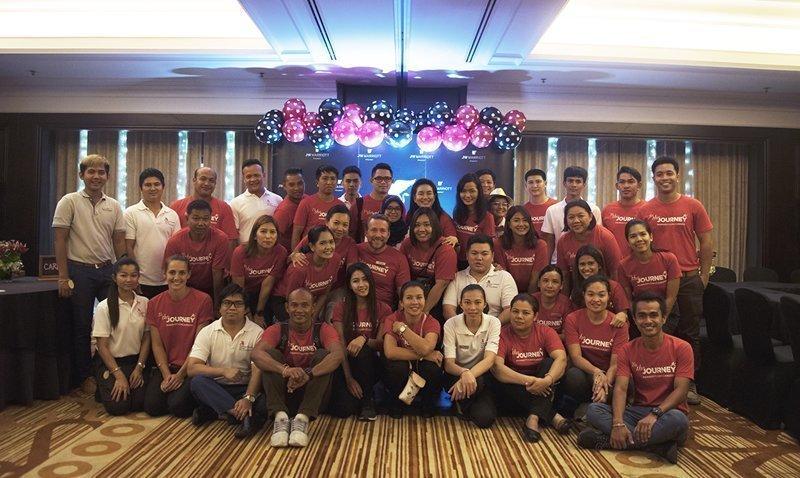 JW Marriott Phuket joins Marriott International's Journey Week :: attract top talent