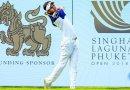 Varanyu Holds Commanding Lead at Singha Laguna Phuket Open