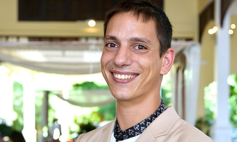 Sofitel Krabi welcomes new F&B Manager Paul Olivier Linot