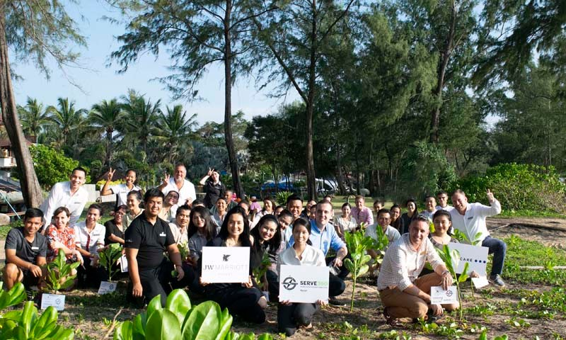 JW Marriott Phuket Resort & Spa Joins Force With Marriott International