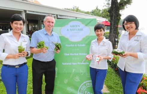 Amari Phuket organises The First Green and Natural Market