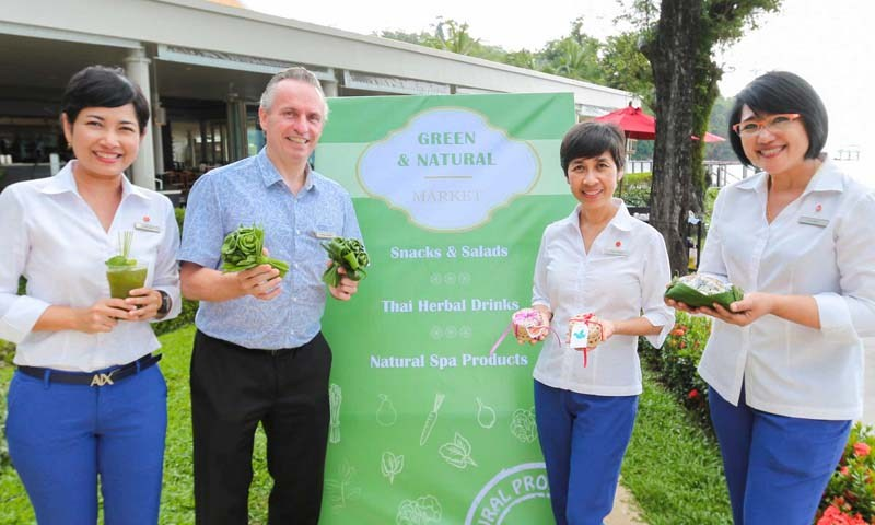 Amari Phuket organises The First Green and Natural Market