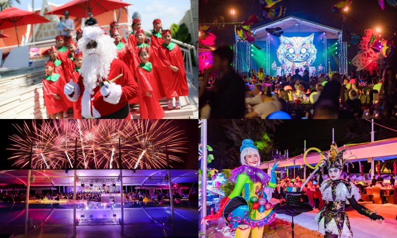 Tis The Season to Be Jolly with Angsana Laguna Phuket's Holiday  and Year-End Promotions