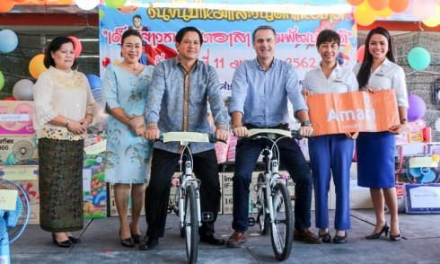 Amari Phuket supports Child Development on Children's Day