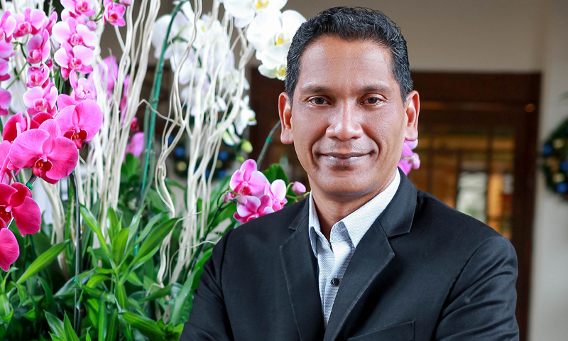 Announcement of new general manager – Benjamin Perera, Dusit Thani Laguna Phuket