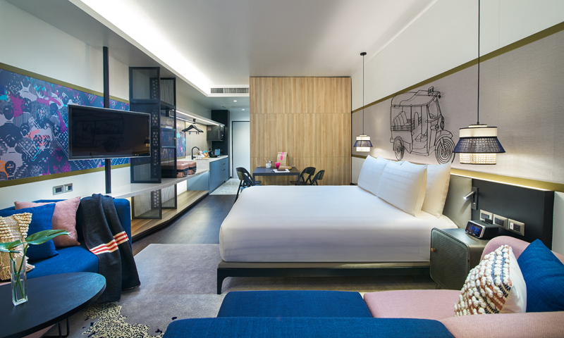 ONYX Hospitality Group takes a playful and efficient