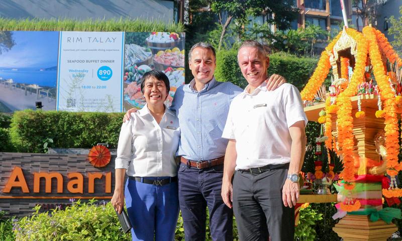 Amari Phuket celebrates another year success in 34th anniversary