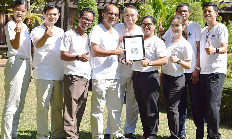 Mövenpick Resort & Spa Karon Beach Phuket Re-certified by Green Globe