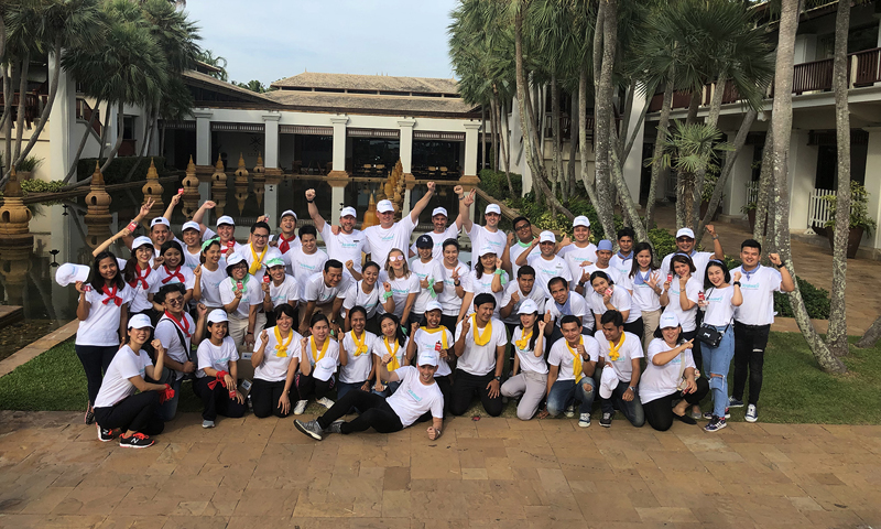 JW Marriott Phuket Resort & Spa joins Marriott International's Journey Week to engage and inspire its associates and attract top talents