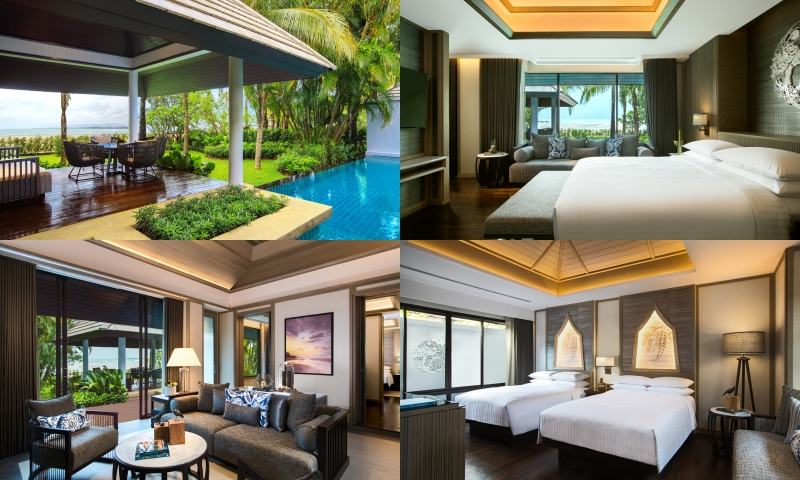 Phuket Marriott Resort and Spa, Nai Yang Beach Launches Seven-Day Flash Sale for Beachfront Villas