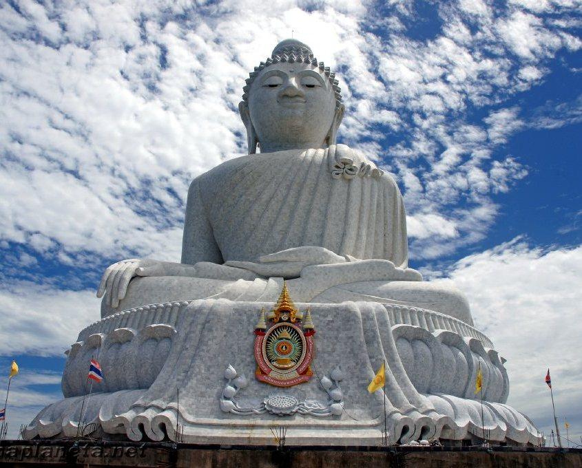 Большой Будда Пхукет Плюс