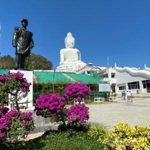 экскурсия на Большого Будду на Пхукете с русским гидом