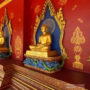 статуя Будды в храме Ват Банг Тонг