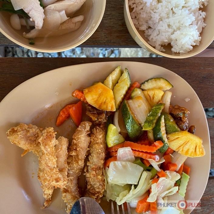 обед тайские блюда на экскурсии