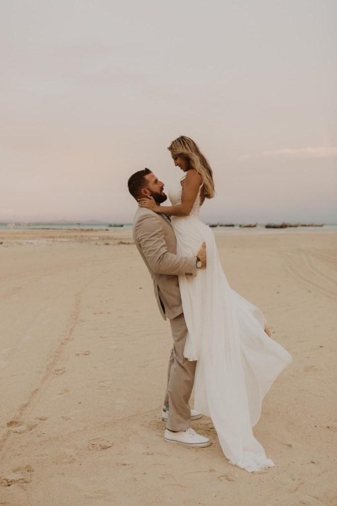 Kоh Lаntа Wedding